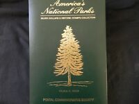 America's National Parks - 10 Colorized American Silver Eagles & Mint Stamps