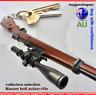 Keyring Kar98 K Sniper Rifle Keyring Gun Keychain Hunting Rifle Replica Gun PUBG