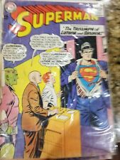 Superman Lot of 12  173,195,208,210,2x211,237,249,280,286, annuals 6,8