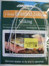 Airflo Poly Leader Trout Braided Loops Sinking x3