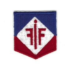 WWII - FORCES FRANCAISES D'INTERIEUR Patch (Reproduction)