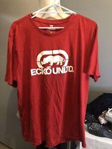 Ecko Unltd T Shirt 3XL Red