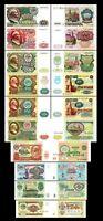 2x  1 - 1.000 Rubles  - Ausgabe 1991 - Reproduktion - 06