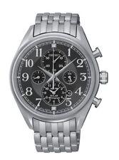 Seiko Men's SSC207 Solar Analog Display Japanese Quartz Silver Watch