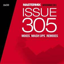 Mastermix Issue 305 Twin DJ CD Set Mixes ft Katy B and Soul Brothers Megamixes