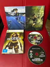 Tomb Raider Underworld Xbox 360 Limited Edition