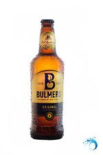 BULMERS CIDER OF HEREFORD ~ ORIGINAL PREMIUM CIDER NUMBER 9 ~ 12 Flaschen