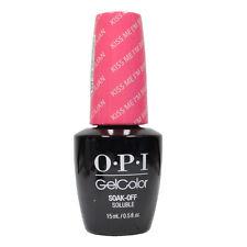"OPI GelColor UV/LED Soak off Gel Nail Polish 0.5oz ""Choose Any Colour"" Part I"