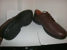 DB Hailsham Brown Leather Laced Size 13(EE-EEEE)