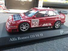 1:43 Minichamps Alfa Romeo 155 V6 TI DTM 94 Team Giudici Rare