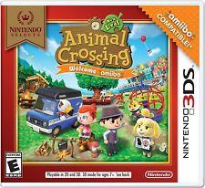 Animal Crossing: New Leaf -- Welcome Amiibo Nintendo Selects Nintendo 3DS, 2016