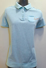 Nike Golf Sport Dri Fit Ladies Short Sleeve Shirt Xl