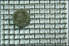 Stainless Steel 304 Woven Mesh 4 Mesh 1.25mm Wire 1m x 1.22m