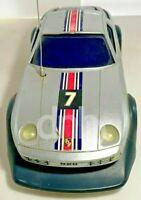 Porsche Martini 7 1980s Radio Shack Radio Controlled Car Hong Kong Vtg