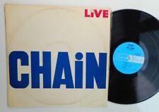 CHAIN    live     original 1970 pressing