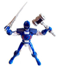 Power Rangers Operation Overdrive BLUE  RANGER figure & weapons