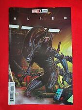 Alien #1- Cvr F David Finch Variant, Marvel, Salvador Larroca, 2021 Vf/Nm!