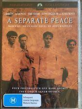 Separate Peace - DVD Region 1