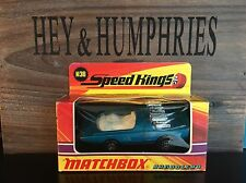 matchbox speedkings K 36A-2.Rare Version Blistetbox mint/mint from 1971