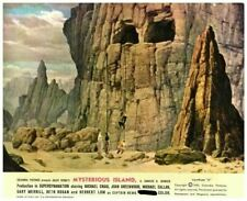 Mysterious Île Original Lobby Carte Gary Merrill Hommes At Cave Ray Harryhausen