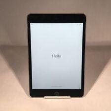 Apple iPad Mini 4 128GB Space Gray WiFi Very Good Condition