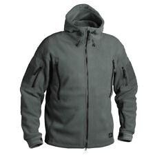 Helikon Tex Patriot Heavy Fleece Outdoor Hooded Jacket Jacket Shadow Grey XSmall