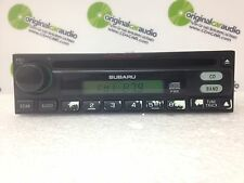 SUBARU Factory Radio and CD Stereo Weatherband Legacy Forester Impreza OUTBACK