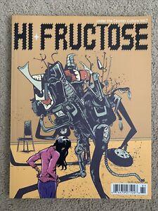 Hi-Fructose New Contemporary Art Magazine, Vol. 7, 2008