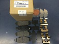 Genuine OEM Subaru 2005  Legacy Outback Rear Brake Pad Set W/ CLIPS 26696AG010