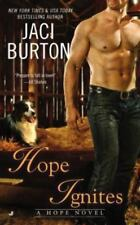 Hope Ignites-Jaci Burton-2014 Hope novel #2-Combined shipping