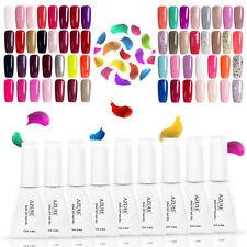Azure 12ML UV LED Gel Polish Soak Off Varnish Nail Art Manicure Salon Colorful
