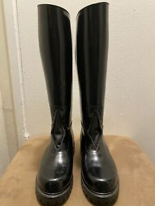police motorcycle boots