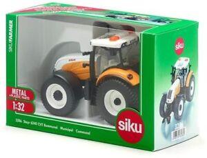 Tractor, Steyr 6240 CVT, SIKU (SIKU-3286)