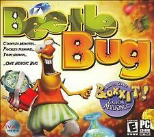 Beetle Bug & Bloxxit Extreme Mahjong PC CD-ROM GAME SEALED NEW + FREE SHIPPING