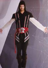 Adult Mens Assassins Creed EZIO AUDITORE Halloween Purim Costume  XL 40 42 NEW