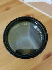 Vivitar M42 Pentax Screw Mount 135mm F2.8 Lens