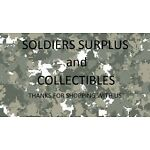 SOLDIERS SURPLUS and COLLECTIBLES