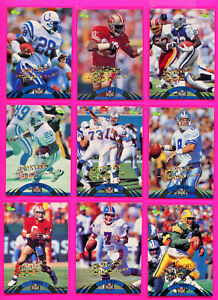 1996 Printers Proof Classic NFL Experience 1 of 499 BUY 1-2-3-4  #1- #125