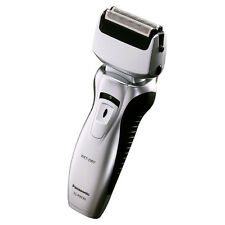 Panasonic Es-rw30-s CORDLESS ELETTRICO RICARICABILE 2 BLADE Wet / Dry Rasoio Shaver