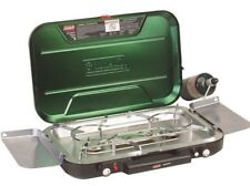 COLEMAN 3-BURNER EVEN-TEMP PROPANE CAMP STOVE W/INSTANT IGNITION