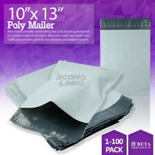 "10""x13"" Poly Mailer Shipping Mailing Packaging Envelope Self Sealing Bags Light"