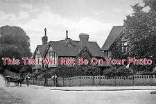 BU 30 - Vicarage Lane, Wing, Leighton Buzzard, Buckinghamshire - 6x4 Photo