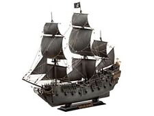 Pirati Dei Caraibi Disney La Perla Nera The Black Pearl Plastic Kit 1:72 Model