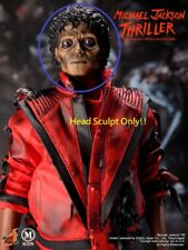 Hot Toys MIS09 Michael Jackson Thriller 1/6 scale Head Sculpt
