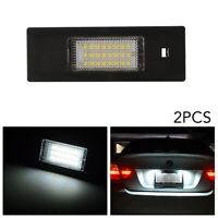 Éclairage de plaque d'immatriculation LED pour BMW E81 E85 E86 E87 E87N E36 E36N