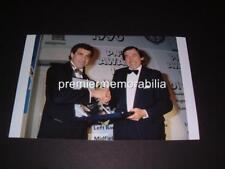 ENGLAND LEGENDS GORDON BANKS & PETER SHILTON GOALKEEPER LEGENDS PHOTO