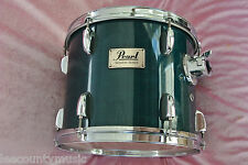 "PEARL SESSION SERIES 12"" TOM in TEAL BLUE LACQUER to YOUR DRUM SET! LOT #T313"