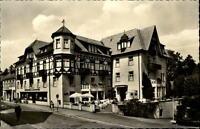 Badenweiler Schwarzwald AK ~1950/60 Straßenpartie an der Schwarzwald Gaststätte