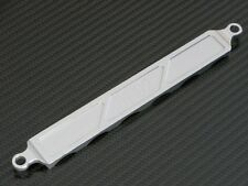Akku-Halter f. Tamiya DF-02 DF02 Alu silber