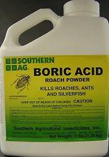 Boric Acid Roach & Flea SoAg. - 3 Lbs